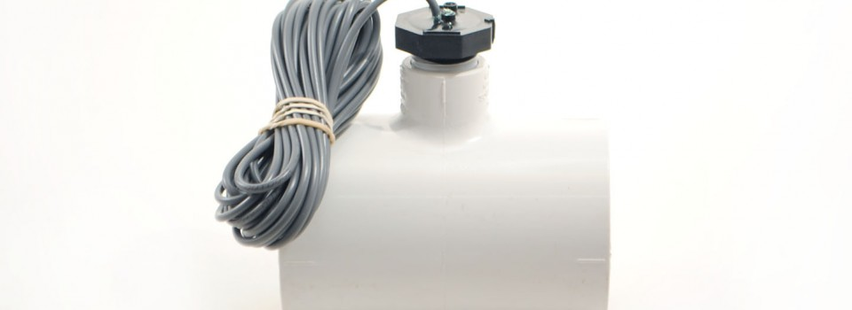 Flow Switch With Pipe Tee Optimum Pool Technologies Inc