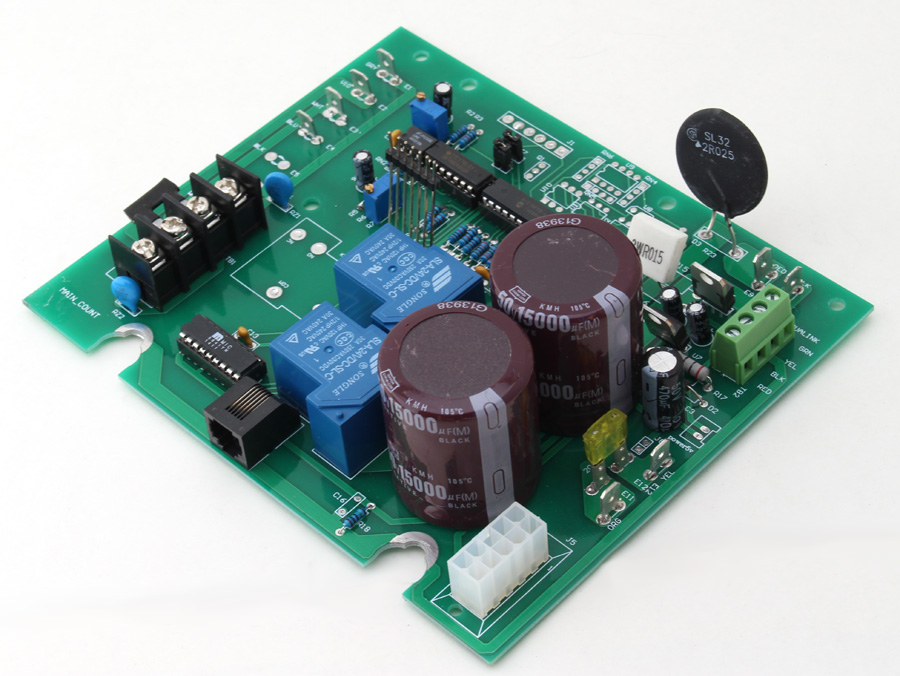 Main Circuit Board Replacement Optimum Pool Technologies